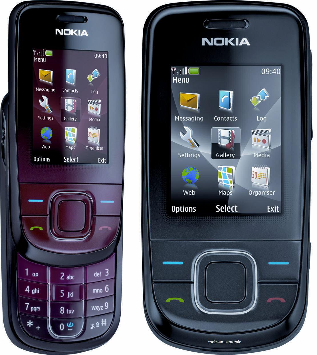 Nokia 3600 Slide Mobile Phone Nokia 3600 Slide Mobile Phone | Apps ...